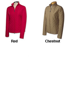 Ladies Quilted Jacket - All Colors