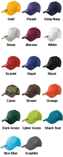 New Era� - Structured Stretch Cotton Cap - All Colors