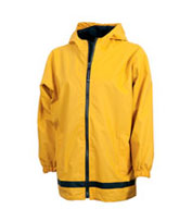 New Englander Youth Rain Jacket by Charles River Apparel
