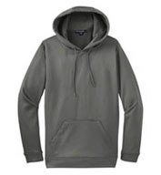 Custom Sport-Tek® - Sport-Wick® Fleece Hooded Pullover Mens