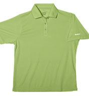 Ladies PLAYDRY® Horizontal Texture Polo by Reebok