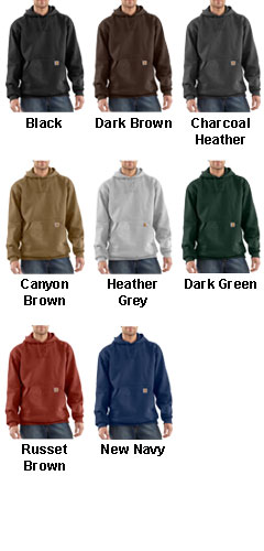 Heavyweight Hooded Pullover Sweatshirt - All Colors