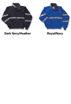 The Commander Mens Wind and Water Resistant Jacket - All Colors