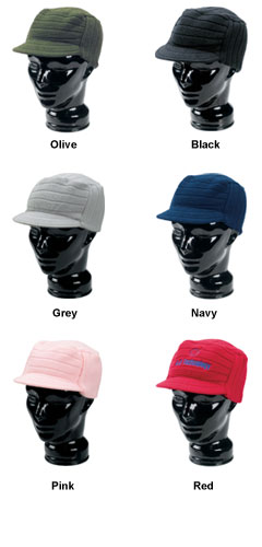 Surplus Beanie with Visor - All Colors