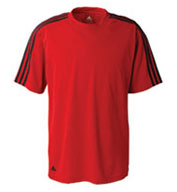 Adidas Mens Climalite® 3-Stripes Tee