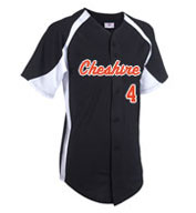Custom Adult Clutch Full Button Baseball Jersey