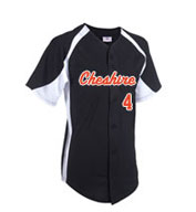Youth Clutch Full Button Baseball Jersey