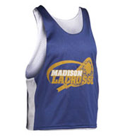 Adult Midfielder Sleeveless Reversible Lacrosse Jersey