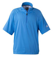 Adidas Mens Climaproof® Short Sleeve Windshirt