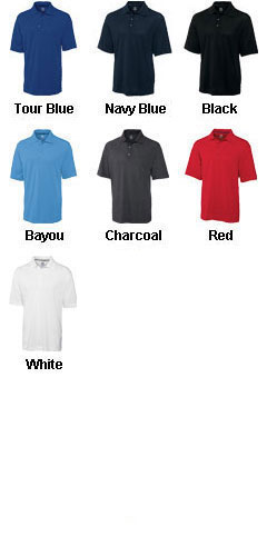 CB DryTec� Championship Polo for Men Big and Tall - All Colors