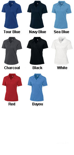 CB Drytec™ Championship Polo For Ladies  - All Colors