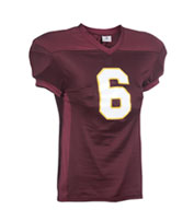 Youth Crunch Time Custom Football Jersey