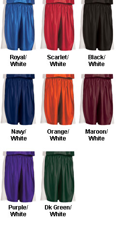 Adult Tip Off Basketball Short - All Colors