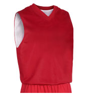 Custom Adult Fadeaway Reversible Basketball Jersey Mens