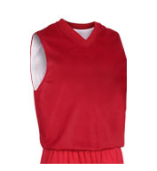 Youth  Fadeaway Reversible Basketball Jersey