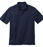 Custom NIKE GOLF - Dri-FIT Cross-Over Texture Sport Shirt Mens
