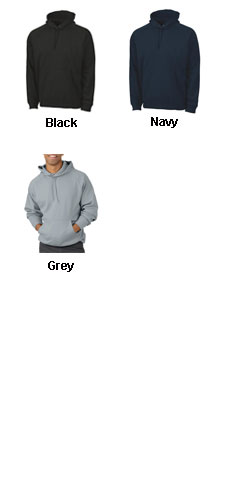 Bonded Polyknit Sweatshirt by Charles River Apparel - All Colors