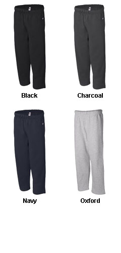 Open Bottom Fleece Pant - All Colors