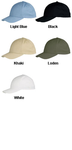 Yupoong Flexfit Organic Twill Cap - All Colors