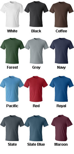 All Sport™ Mens Short Sleeve Performance T-shirt - All Colors