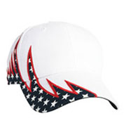 Custom American Spirit Racing Cap