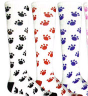 Custom Adult PAWS All Sport Socks