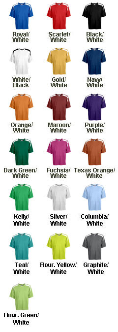 Adult Sweeper Soccer Jersey - All Colors