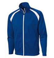 Custom Adult Tricot Track Jacket Mens
