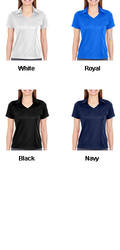UltraClub Ladies Cool-N-Dry™ Sport Polo - All Colors