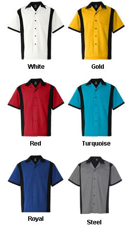Cruiser Bowling Shirt - All Colors