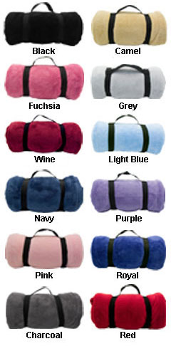 Micro Plush Blanket - All Colors