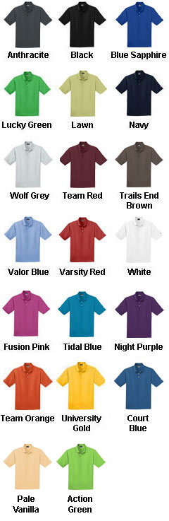 NIKE GOLF - Mens Dri-FIT Micro Pique Sport Shirt - All Colors