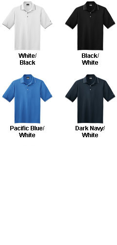 NIKE GOLF - Dri-FIT Classic Tipped Sport Shirt - All Colors