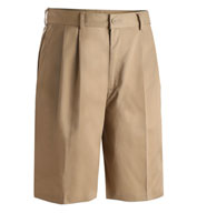 Mens Pleated Short