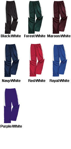 Womens TeamPro Pant by Charles River Apparel - All Colors