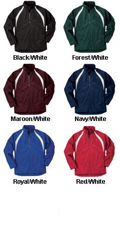 Boys TeamPro Jacket by Charles River Apparel - All Colors