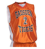 Womens Reversible Dazzler Basketball Jersey