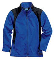 Womens Hexsport Bonded Jacket by Charles River Apparel
