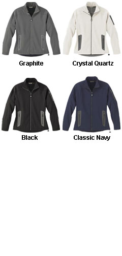 Ladies Soft Shell Technical Jacket - All Colors