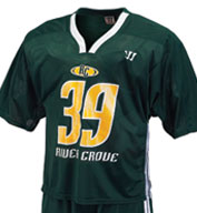 Mens Velocity Lacrosse Game Jersey