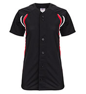 Womens Changeup Full Button Softball Jersey