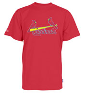 Custom St. Louis Cardinals Youth Replica Jersey