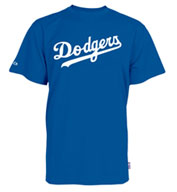 Custom Los Angeles Dodgers Youth Replica Jersey