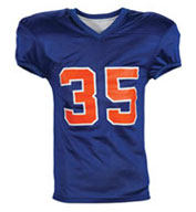 Custom Adult Fleaflicker Reversible Football Jersey Mens