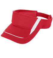 Adult Adjustable Wicking Mesh Edge Visor