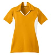 Ladies Side Blocked Micropique Sport-Wick® Coaches Polo