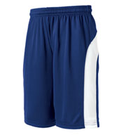 Adult Sport-Tek® Dry Zone™ Colorblock Short