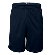 Custom Adult Champion Polyester Mesh Shorts With 9 inseam Mens