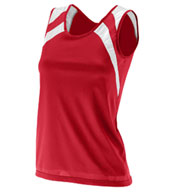Ladies Wicking Tank with Shoulder Insert