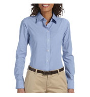 Chestnut Hill Ladies Performance Broadcloth Dress Shirt